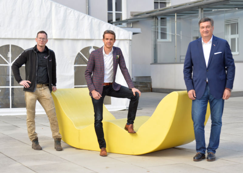 Hannes Dopler, Markus Polka, Jürgen Mandl